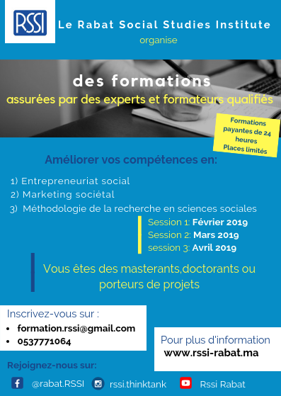 Lancement du cycle de formation continue