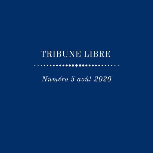 World War C : How the COVID-19 Pandemic Should Teach Us to Consume Less and Cooperate More? Tribune Libre | N°5 | Août 2020